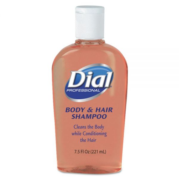Dial Body & Hair Shampoo