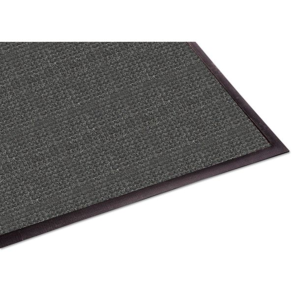 Guardian WaterGuard Indoor/Outdoor Scraper Mat, 48 x 72, Charcoal