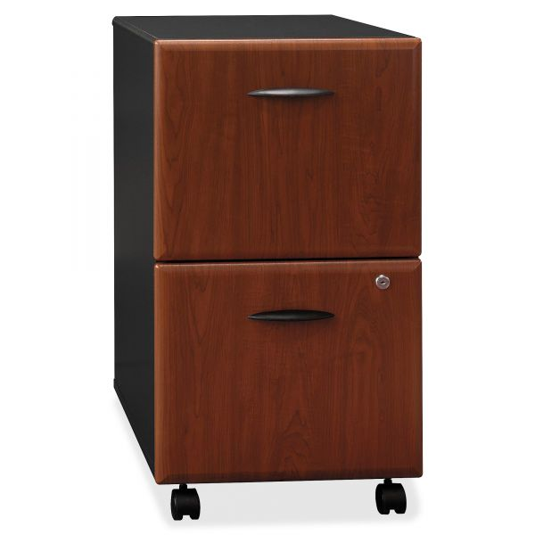 bbf Series A Two Drawer Verticle File Cabinet  by Bush Furniture