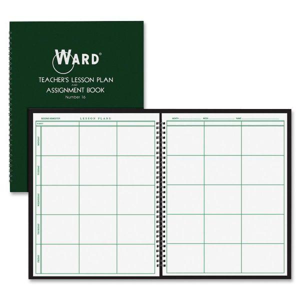 Ward Lesson Plan Book