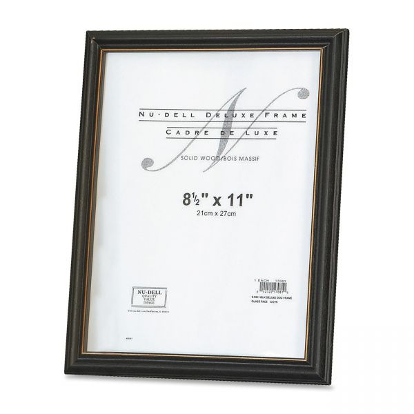 Nu-Dell Deluxe Picture/Certificate Frame