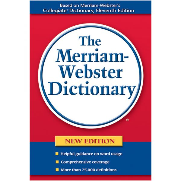 The Merriam-Webster Dictionary - New Edition