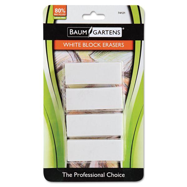 Baumgartens Block Erasers