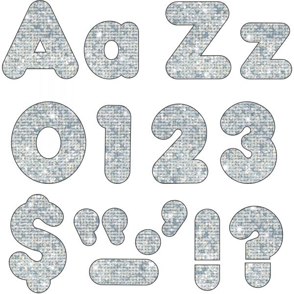 Trend Casual Combo Uppercase/Lowercase Ready Letters