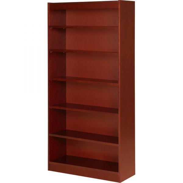 Lorell 6-Shelf Panel Bookcase
