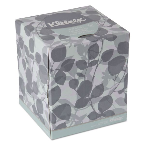 Kleenex Naturals 2-Ply Facial Tissues