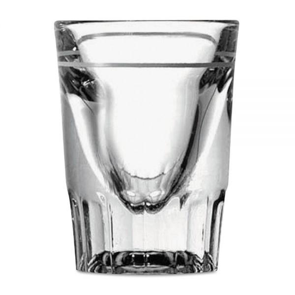 Anchor Line 1.5 oz Whiskey Shot Glasses