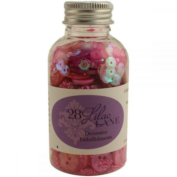 28 Lilac Lane Embellishment Bottle Kit
