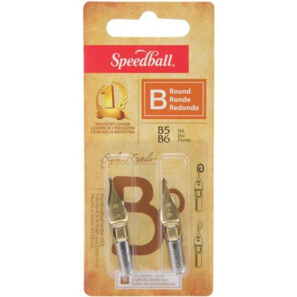 Speedball Calligraphy Pen Nibs 2/Pkg