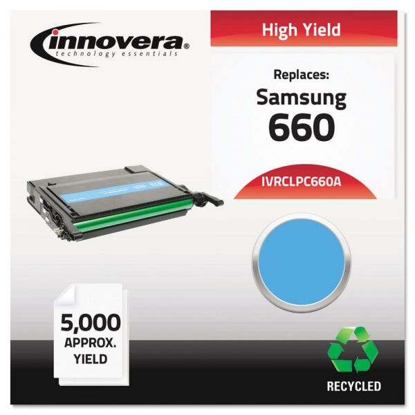 Innovera Remanufactured Samsung 660 High Yield Toner Cartridge