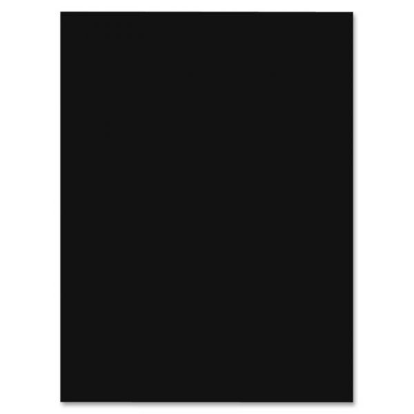 Nature Saver Black Construction Paper