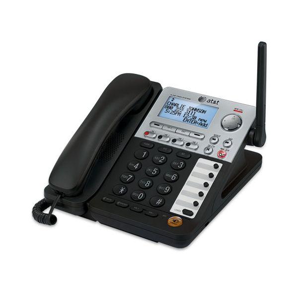 AT&T SB67148 Additional Cordless 4-Line Deskset for SB67138 Base