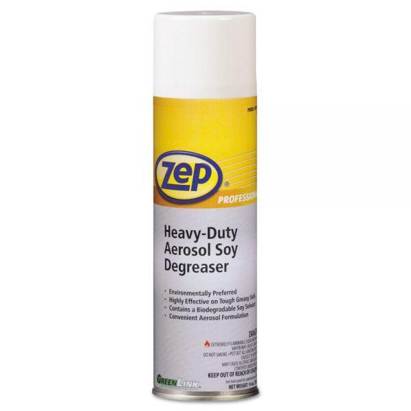 Zep Professional Heavy-Duty Aerosol Soy Degreaser