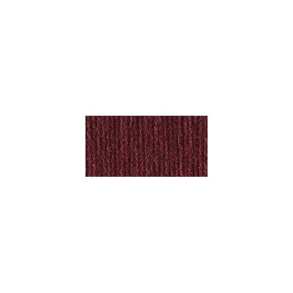Bernat Super Value Yarn - Burgundy