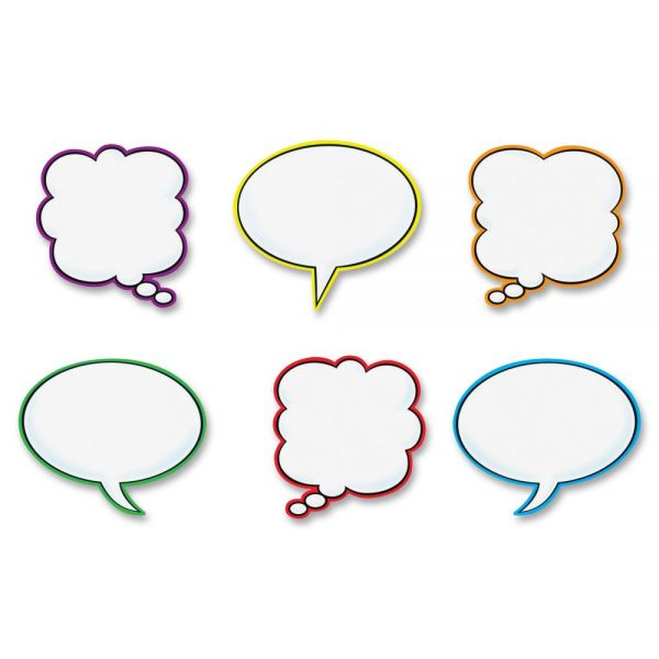 Trend Speech Balloons Classic Accents Variety Pack