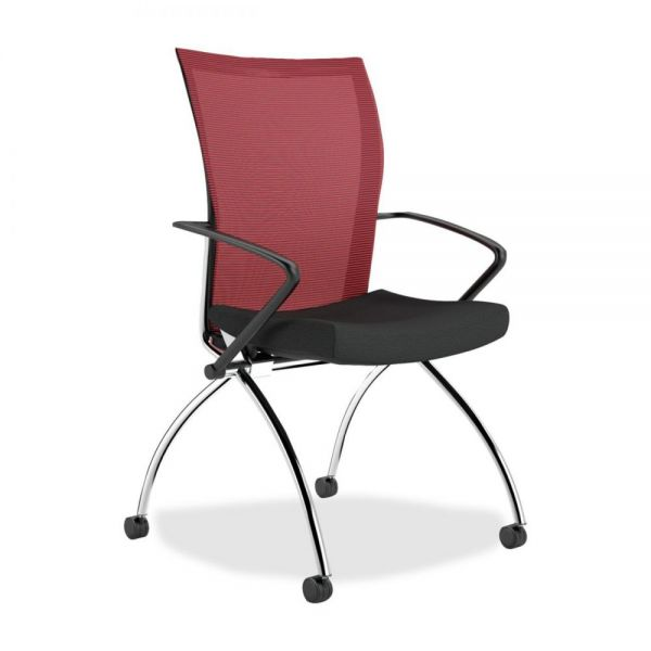 Mayline Valoré Series High-Back Nesting Chairs