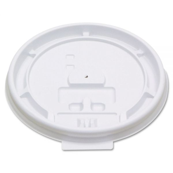 Boardwalk Hot Cup Tear-Tab Lids