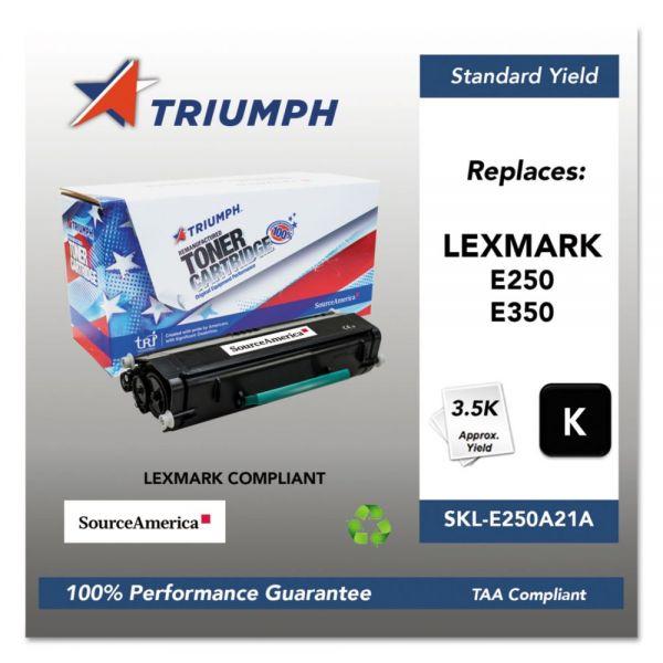 Triumph 751000NSH1331 Remanufactured E250A11A Toner, Black