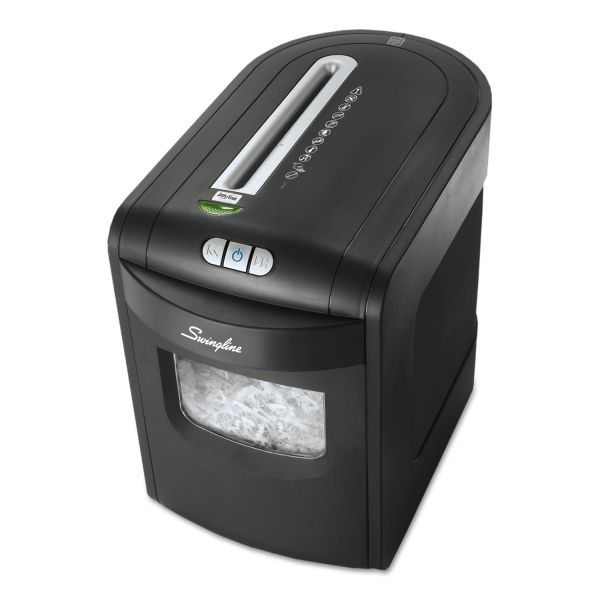 Swingline EM07-06 Micro-Cut Shredder