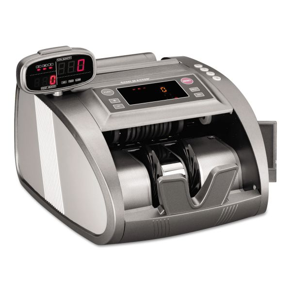 SteelMaster 4820 Bill Counter with Counterfeit Detection