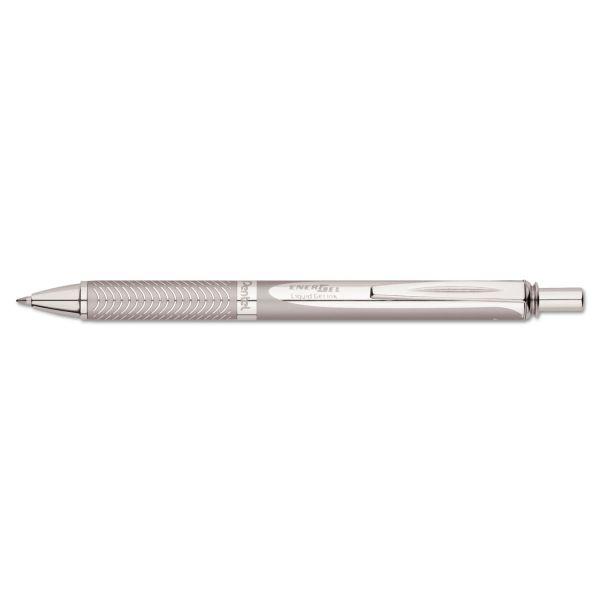 Pentel EnerGel Alloy Retractable Gel Pens