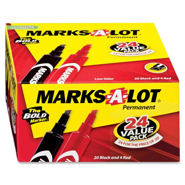 Marks-A-Lot Permanent Markers