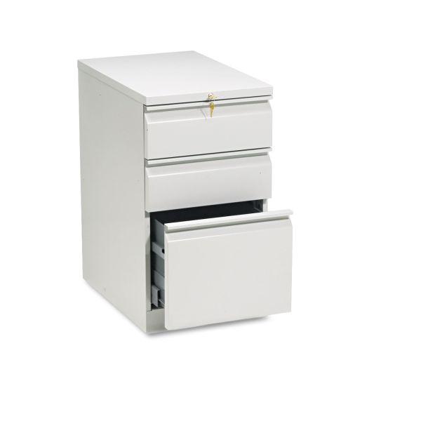HON Brigade 3-Drawer Mobile File Cabinet