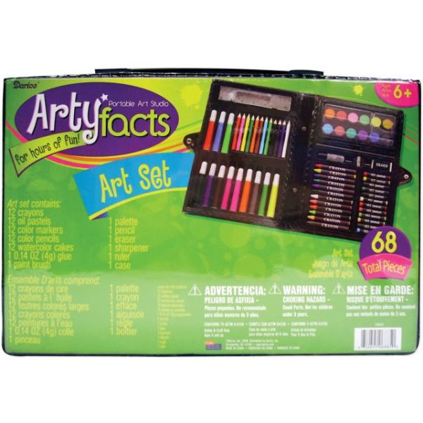Artyfacts Portable Studio Art Set