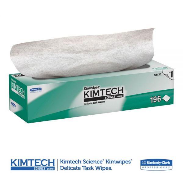 KIMTECH SCIENCE Kimwipes Delicate Task Wipes