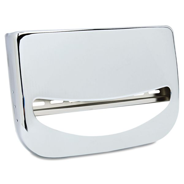 Krystal Wall-Mount Toilet Seat Cover  Dispenser