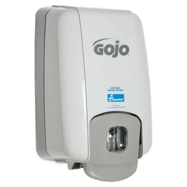 SKILCRAFT GOJO Hand Soap Dispenser