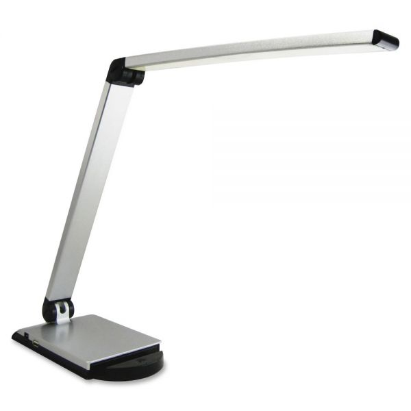 Lorell Smart Device Slot/USB Task Light