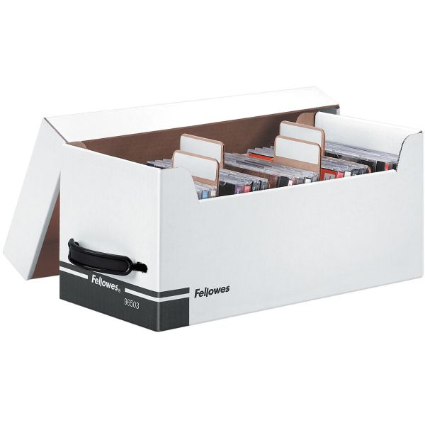 Fellowes Corrugated CD/Disk Storage