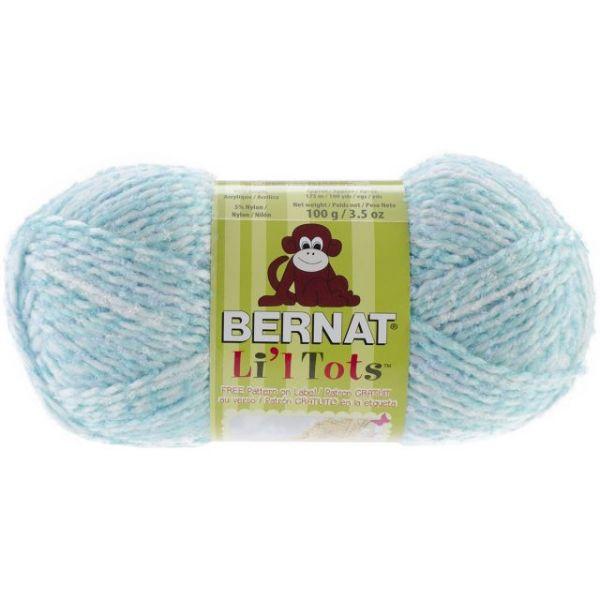 Bernat Li'l Tots Yarn - Aqua
