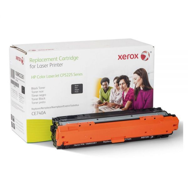 Xerox Remanufactured HP CE740A Toner Cartridge