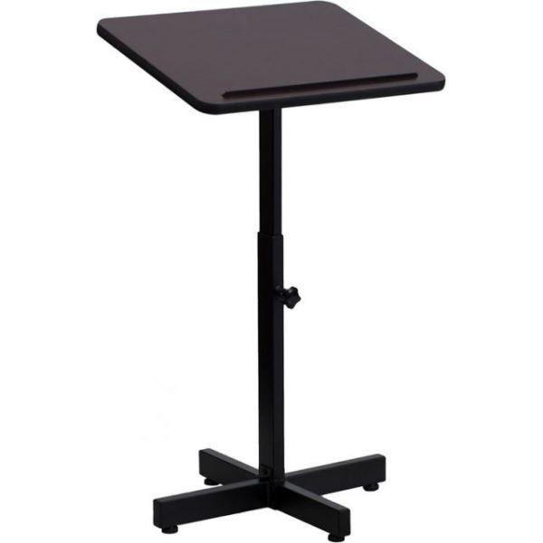 Flash Furniture Adjustable Height Metal Lectern [XU-LECTERN-ADJ-GG]
