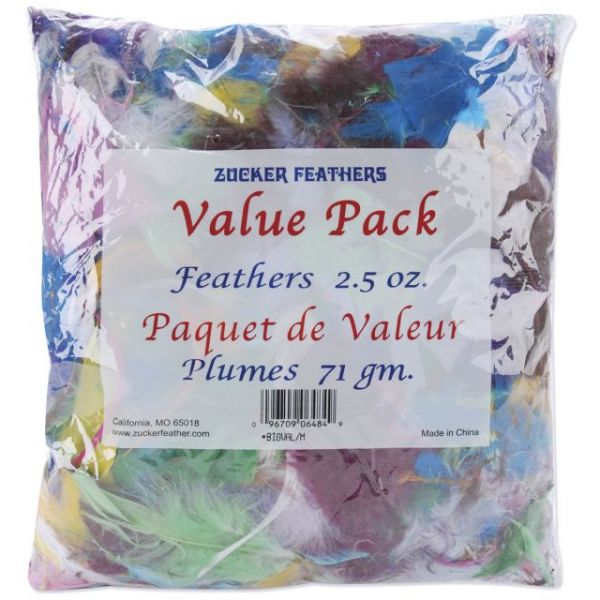 Value Pack Feathers