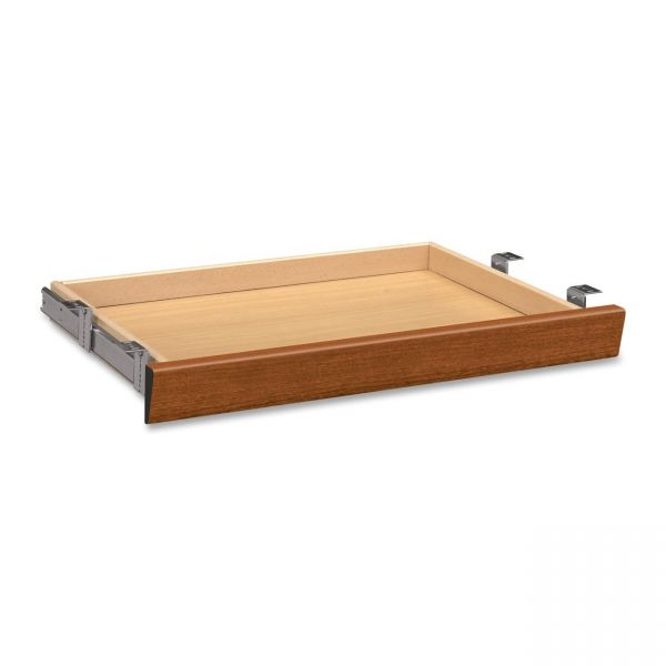 HON 10500 Series Angled Wood Center Drawer