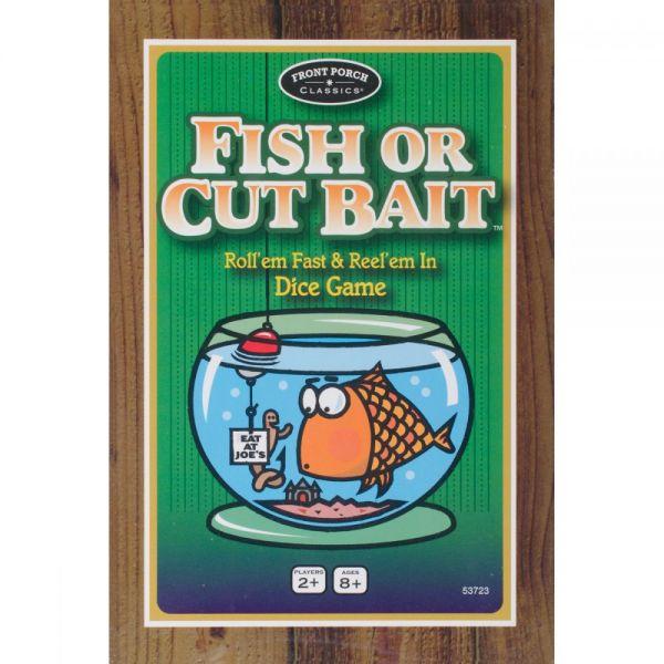 Front Porch Classics Fish Or Cut Bait Game
