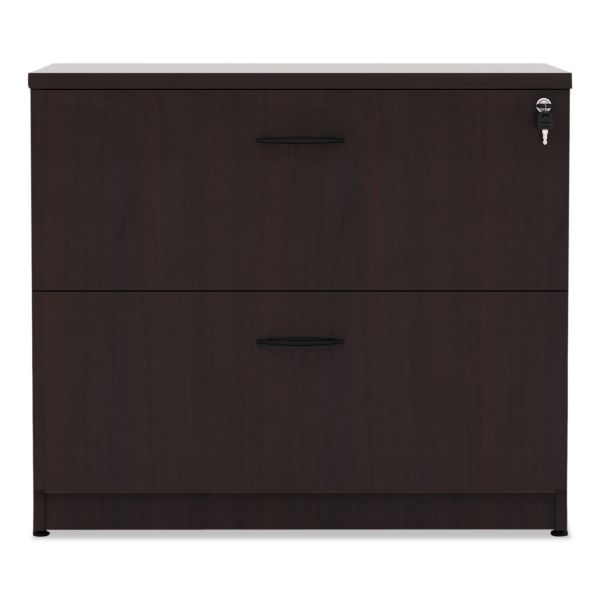 Alera Valencia Series Two-Drawer Lateral File Cabinet