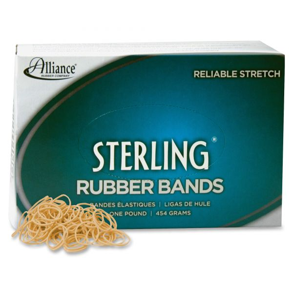 Sterling #10 Rubber Bands