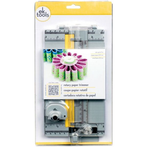 """Mini Rotary Paper Trimmer 9.75"""""""