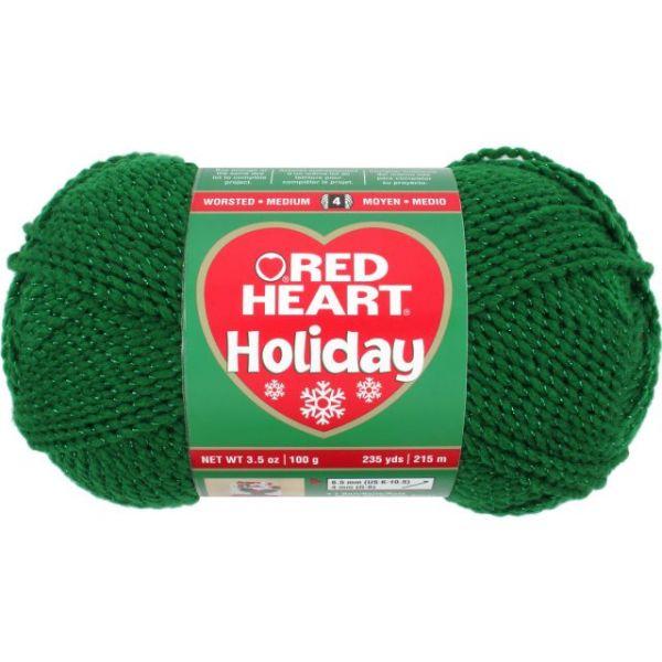 Red Heart Holiday Yarn