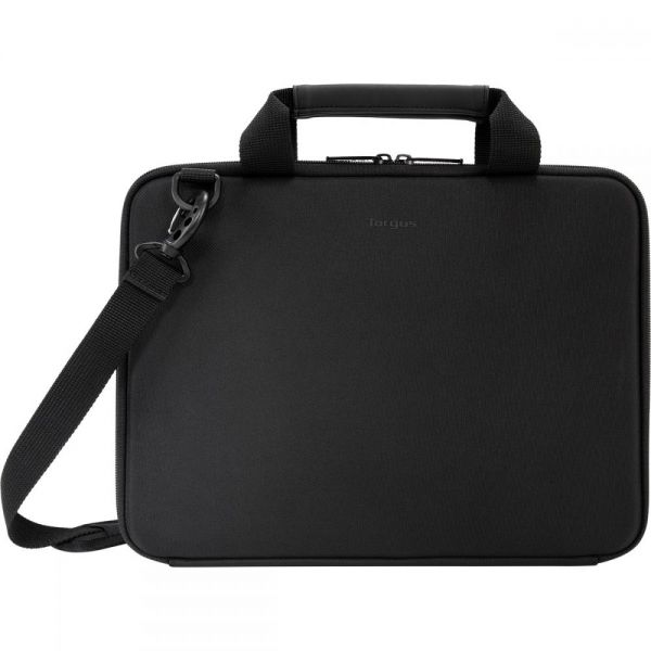 "Targus Work_In TKC007 Carrying Case (Briefcase) for 11.6"" Notebook, Chromebook - Black"