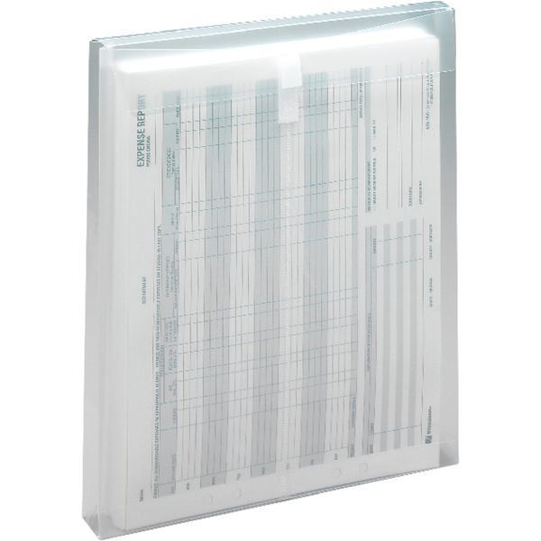 Smead 89670 Clear Poly Envelopes