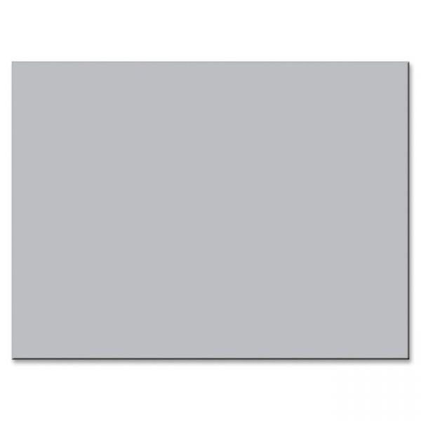 Tru-Ray Heavyweight Gray Construction Paper