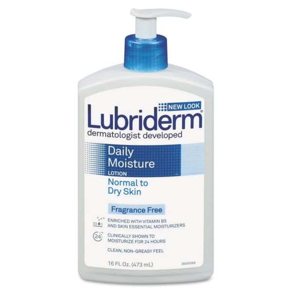 Lubriderm Daily Moisture Lotion