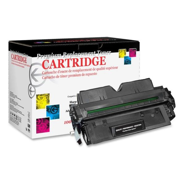 West Point Products Remanufactured Canon 7621A001AA Black Toner Cartridge
