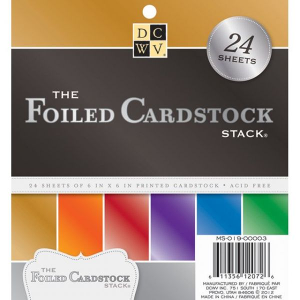 Specialty Cardstock Stack