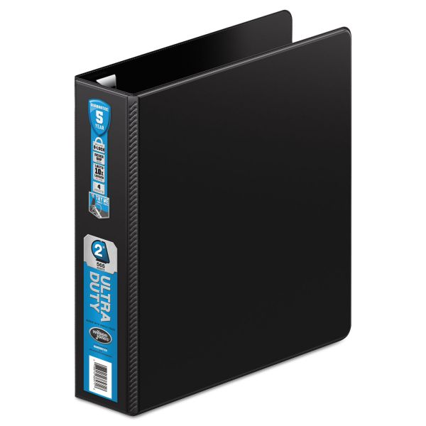 "Wilson Jones Locking 2"" 3-Ring Binder"